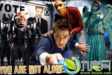 《神秘博士Ⅲ/Doctor WhoⅢ》
