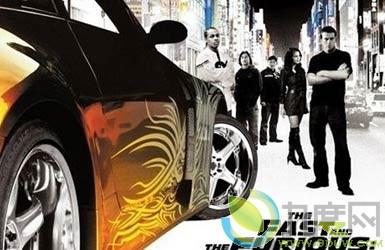 《速度与激情3:东京漂移/速度与激情3》