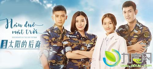 越南版《太阳的后裔》分集剧情介绍1-24全集结局及演员表