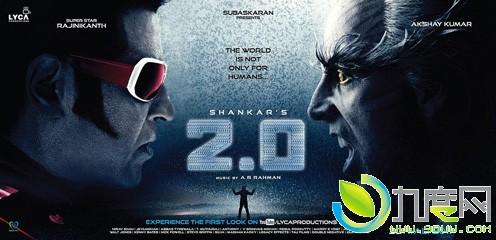 宝莱坞机器人2.0:重生归来/宝莱坞机器人之恋2电影剧情简介及上映日期